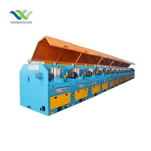 High/Low carbon steel/ straight line Wire drawing machine