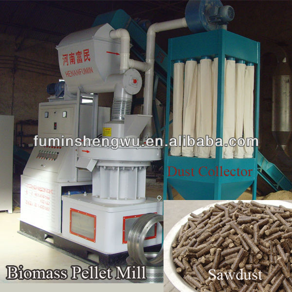 automatic pellet press machine ,grease pump system