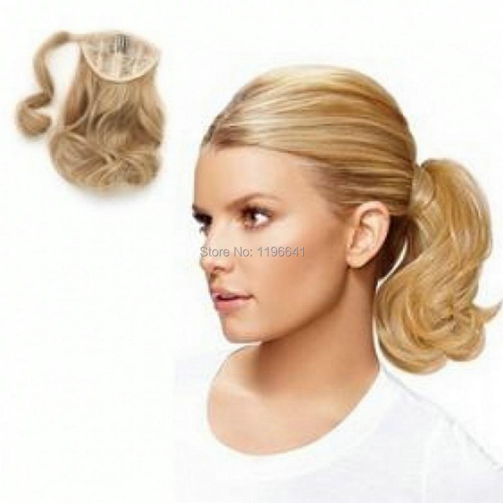 cheap blonde clip ponytails find blonde clip ponytails deals on