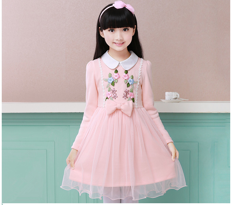 003f0e1fca5c China 100% Cotton Children Frocks Designs