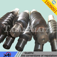 coal crashing parts metal casting lost foam casting hammer high chrome steel casting product