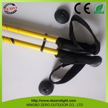 High Quality Wholesale New Style Carbon Fiber 3 Sections Classic Hiking Pole