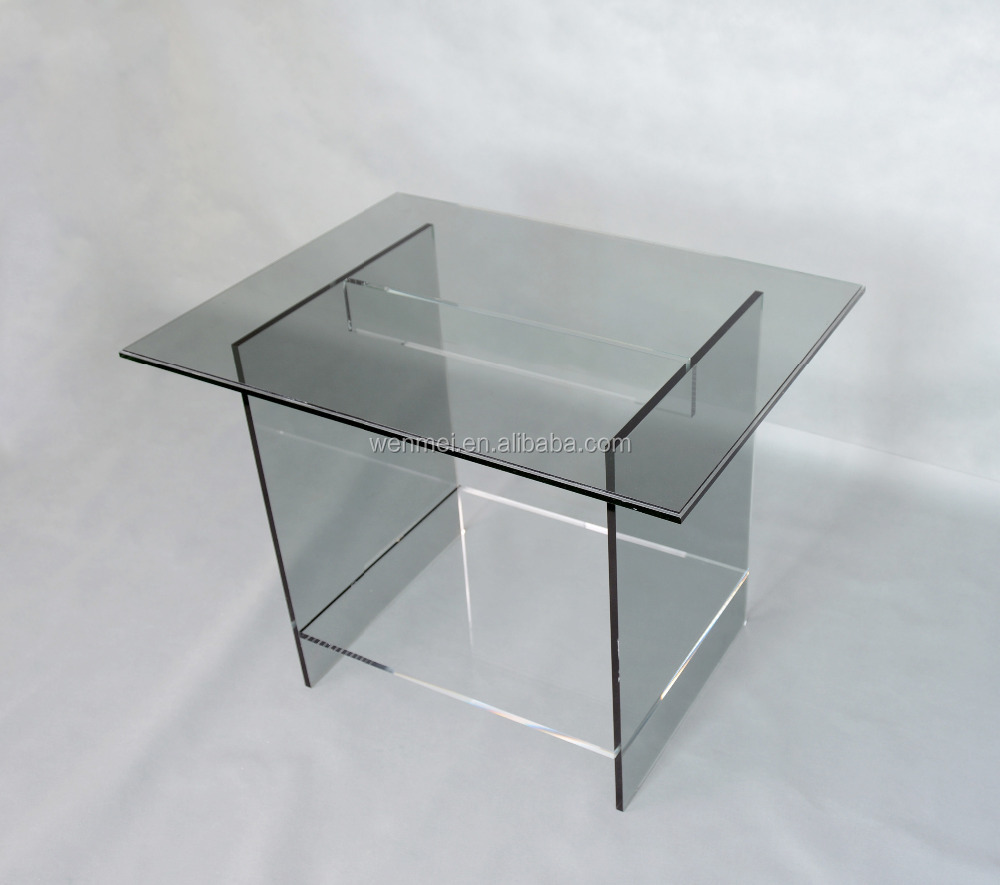 Rectangular Clear Acrylic Dining Table Rectangular Clear Acrylic Dining Table Suppliers And Manufacturers At Alibaba Com