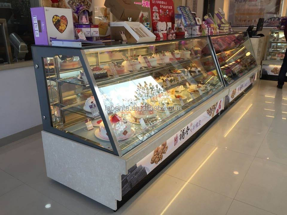 Nice Design Good Quality Cake Refrigerator for Cake bakery