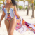 Ready To ship New Summer Sexy Beach Cover Up One Piece Swimsuit Women Beachwear Bikini Set In Stock