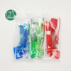 High quality 8 in 1 oral care kit with toothbrush