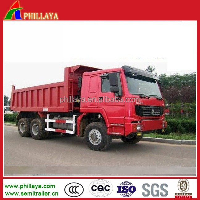 371 Hp Howo Sinotruk Dump Truck Transportation For Sale with Good Price