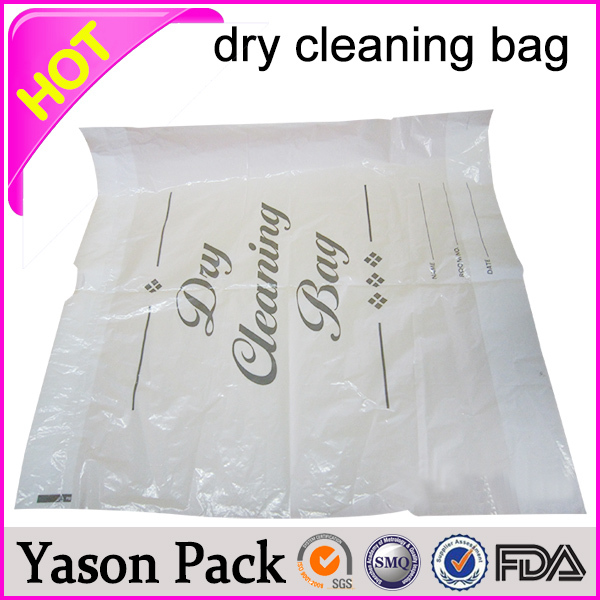 Disposable cheap dry cleaning laundry bag fruit packing bag