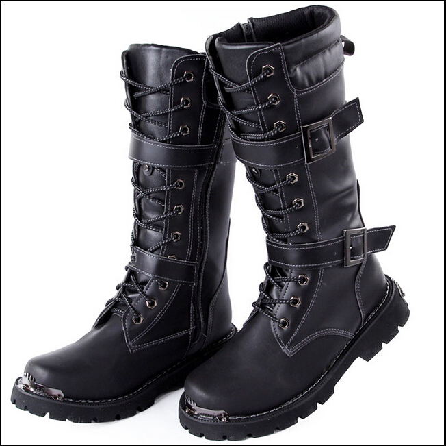 Cheap Punk Combat Boots, find Punk Combat Boots deals on line at ...
