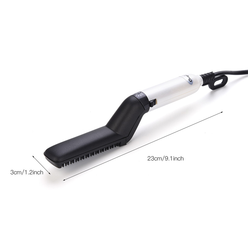 New arrival top selling multiple functional salon comb high quality in stock beard straightener