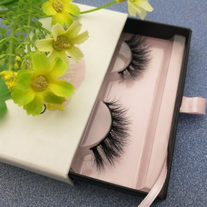 Mikiwi Popular Styles Private Label 3d False Eyelash Mink 3d Eye Lashes For Make Up