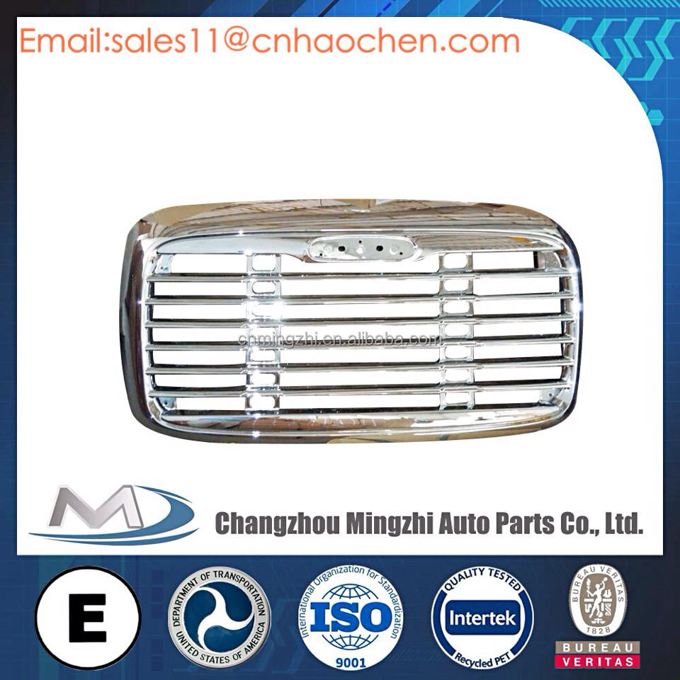car chrome front grille auto spare parts trading companies for Freightliner columbia HC-T-15001