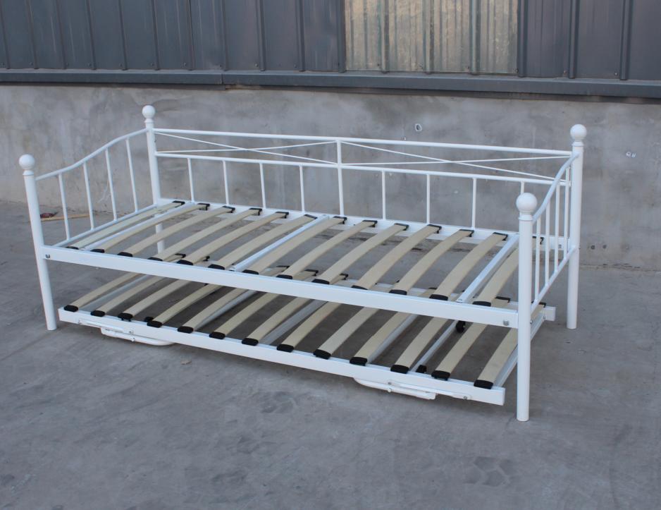 Metallrahmen Sofa-bett Futon Schlafsofa/tag Bett - Buy Product on ...