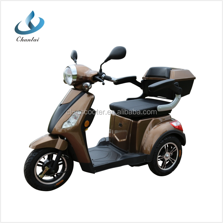 2018 CEE scooter 60 V 1000 W a tre ruote scooter elettrico adulti