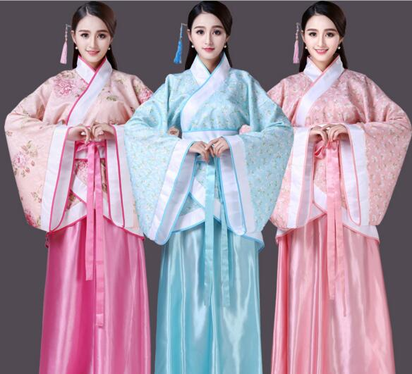 Traditional Chinese Dress Clothing Hanfu - Buy Hanfu ...