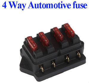 6 way circuit standard blade fuse box fuse block holder for car 6 way circuit standard blade fuse box fuse block holder for car truck van