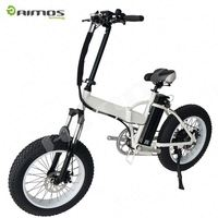 Trade Assurance Electric Bicycle with Long Range and Heavy-loading Capacity