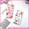 For iPhone6 6plus New Arrival 3D Scrub Cartoon Flamingo Rabbit Painting TPU Phone Case For iPhone7 7plus
