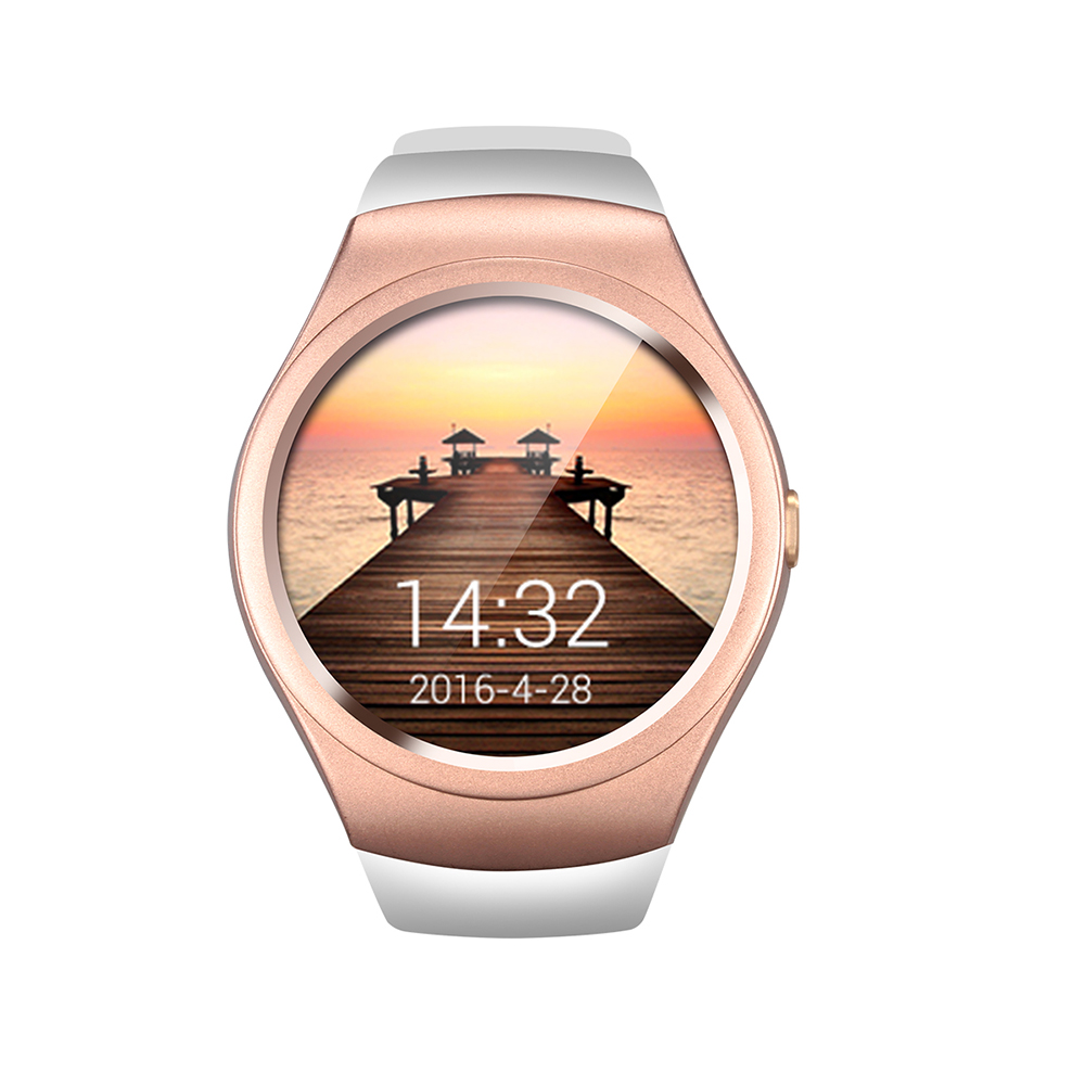 2016 Hot Bluetooth and GPS Nucleus Smart Watch V365 Support SIM Card