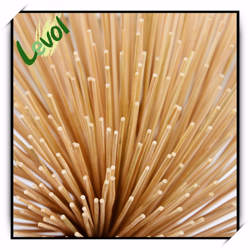 Dried natural disposable agarbatti bamboo stick for incense