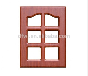 Laminated Face Two Doors Kitchen Cabinet Door For Kitchen Furniture