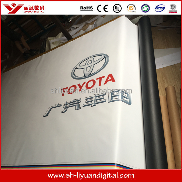 Bunting flag banner manufacture, China make good advertising poster