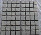 Cheap Grey / Black Natural Split Granite Cobble Stone Pavers For Driveway Paving Tiles