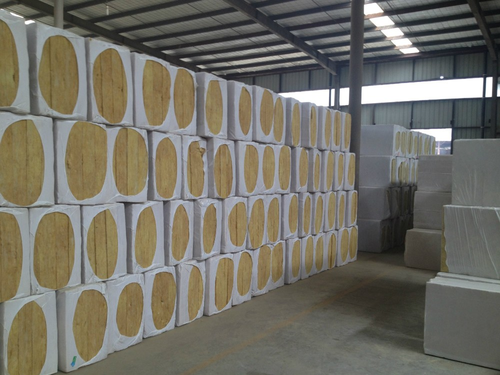 Waterproof wall rock wool insulation for building buy Wool house insulation