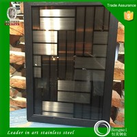 Allibaba Com Elevator Cabin Hairline Finish 304 Stainless Steel Panel for Decoration