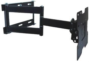 extended swivel tilt led tv wall mount for screen 10 60 buy swivel wall mount extended tv. Black Bedroom Furniture Sets. Home Design Ideas