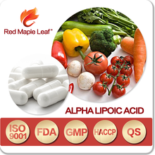 hair growth Alpha-Liopic Acid ALA with Biotin hard capsule supplement