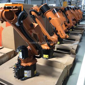 Low cost industrial KUKA robot 6 axis