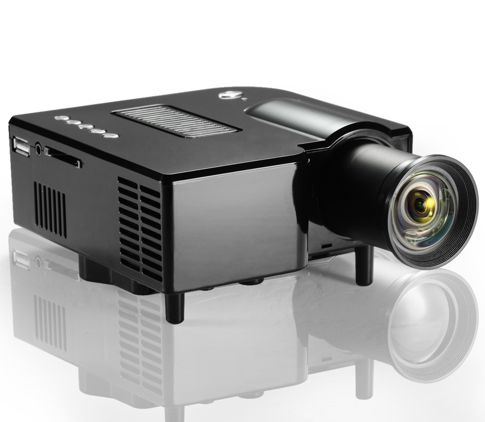 Best quality interactive projector hd mini projector 100 for Best small hd projector