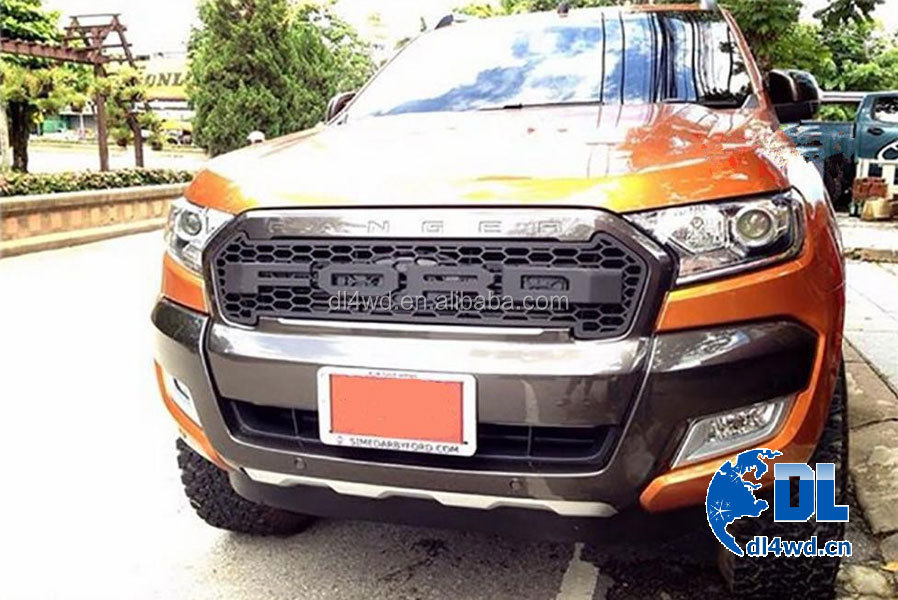 2015 2016 ford accessoires auto calandre pour ford ranger wildtrak grille auto id de produit. Black Bedroom Furniture Sets. Home Design Ideas