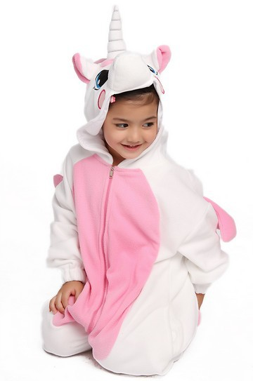 a52253092460 Get Quotations · Kids Animal Pink Unicorn Onesie Children Cosplay Costume  one piece Pajamas Girls Boys Sleepwear jumpsuit Pyjamas