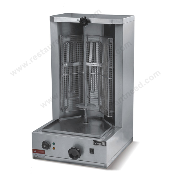 ShineLong Commercial Multifunctional Frozen Electric Doner kebab