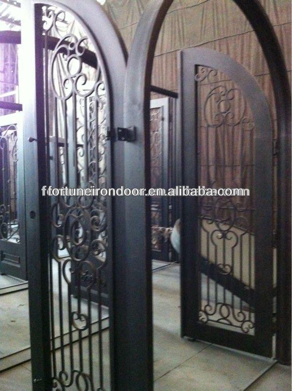 Arched Exterior Door With Glass Wholesale Exterior Door Suppliers