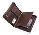 Luxury A4 Leather Portfolio Expanding File Folder with Tablet PC Holder