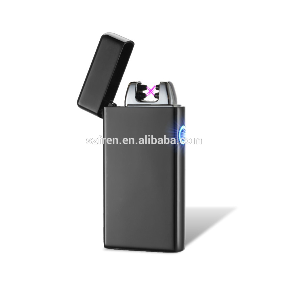 Hot electronic ARC lighter factory price and hot quality jinlun usb cigarette lighter
