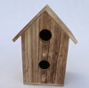 Hot Lovely eco friendly Hot Wooden Bird House