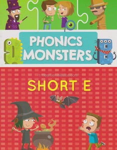 Phonic monster easy english learning digital pen sound reading book