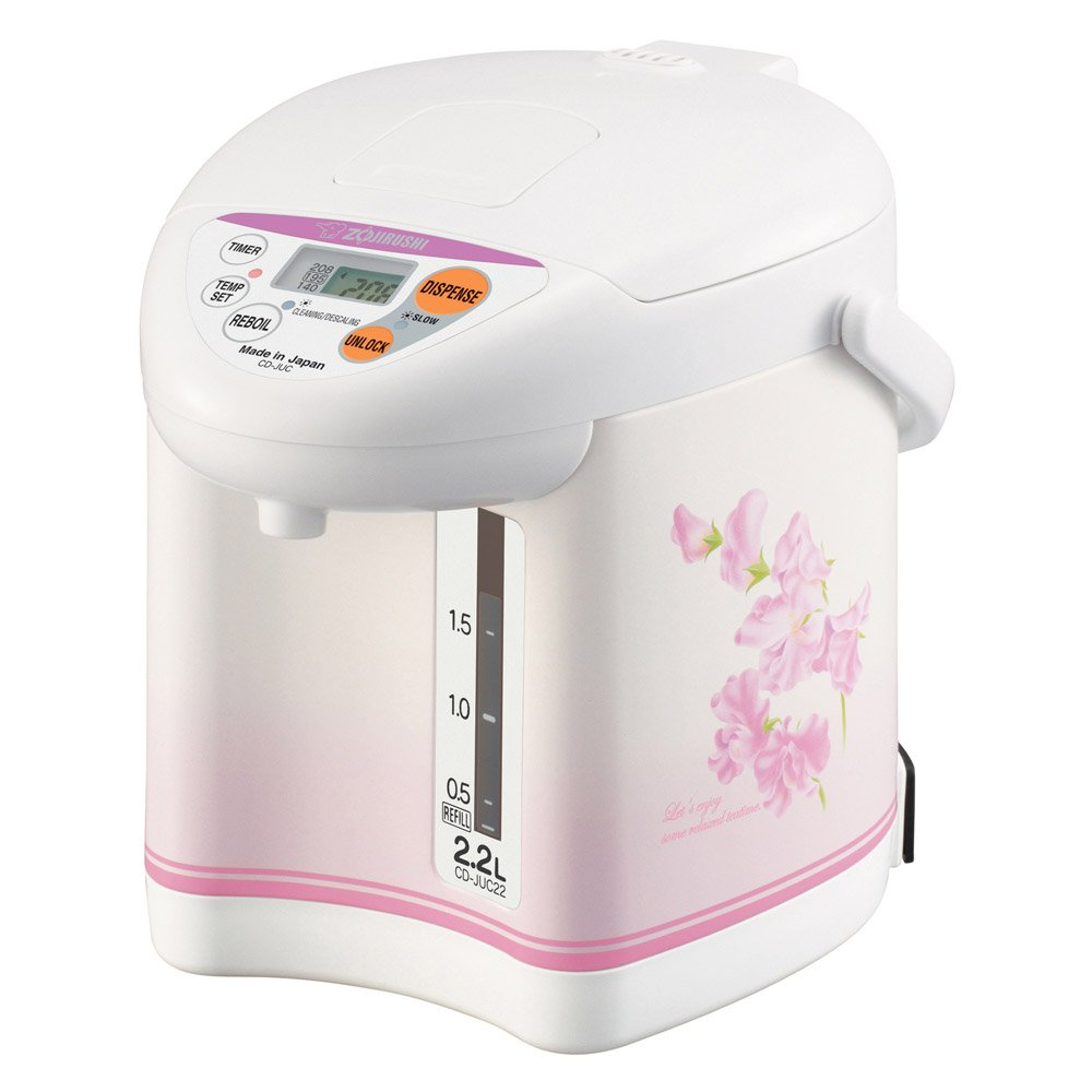 Micom 2.31-qt. Hot Water Pot Color: Sweet Pea