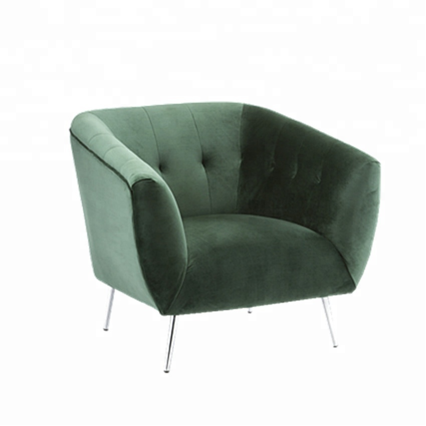 Terrific Luxury Modern Velvet Green Accent Chair With Arms Design Arm Chair For Living Room Chair Leisure Chair Modern Design Buy Luxury Modern Velvet Chair Alphanode Cool Chair Designs And Ideas Alphanodeonline