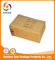 High quality wholesale custom kraft paper bubble mailer