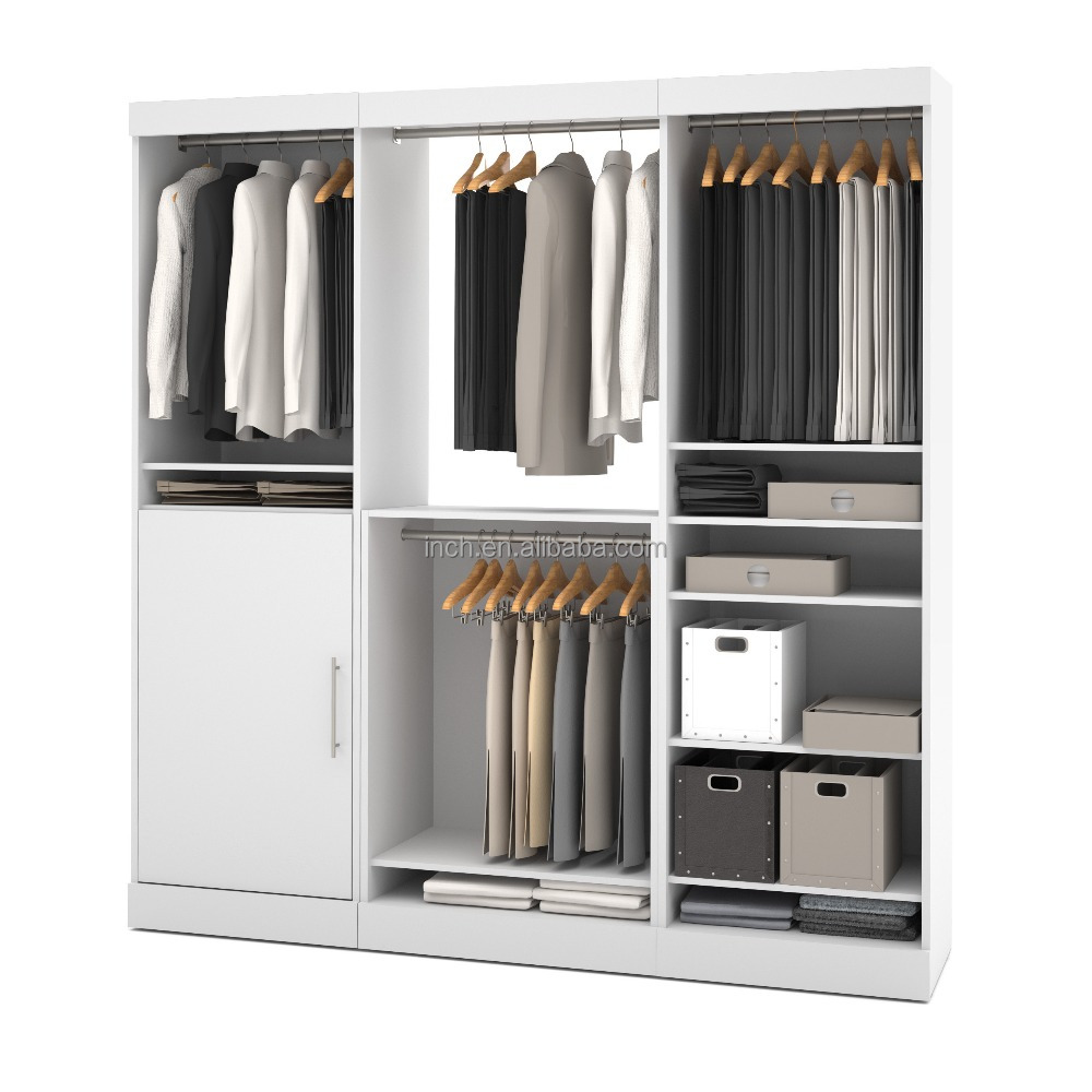 White Wardrobe Closet, White Wardrobe Closet Suppliers And Manufacturers At  Alibaba.com