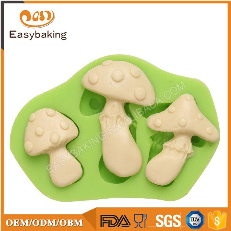 ES-4604 Cartoon Theme Silicone Fondant Cake Decorating Mold