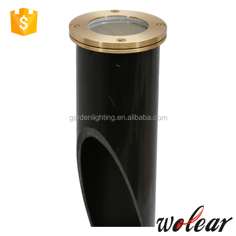 BP720 black color brass Rohs Certification led underground light