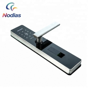 High standard creative ID card smart biometric fingerprint door lock