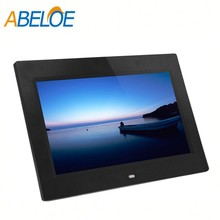 10 inch TFT LCD Display Multi-media digital photo viewer sd card