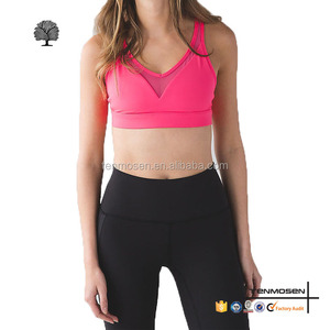 OEM design sports wear fitness crossfit wear women wholesale yoga bra
